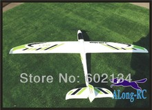 EPO plane/ RC airplane/RC MODEL HOBBY TOY/HOT SELL/ 4 channel GLIDER plane wingspan 1700mm Whisper wind (RTF set)(China)
