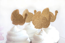Glitter Turkey Cupcake Toppers Gold Glitter Cupcake Toppers Thanksgiving Decor Decorations Friendsgiving Party Ideas Favors