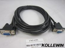 1747-CP3 RS232 PLC programming cable for Allen Bradley SLC 5/03,5/04,5/05 series 1747CP3 free shipping  AB PLC  cable 2.5M