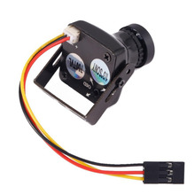 700TVL 1/3 For Sony SUPER HAD II CCD 2.8MM Lens 120 Degree Angle PAL NTSC FPV Camera