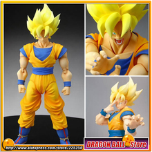 Japan Anime DRAGONBALL Dragon Ball Z/Kai Original BANDAI Tamashii Nations SHF/ S.H.Figuarts Action Figure -Super Saiyan Son Goku