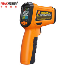 PEAKMETER infrared thermometer Non Contact handheld temperature measuring gun industrial thermometer manufacturers PM6530A(China)