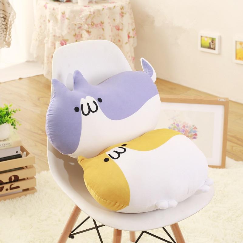 Lovely Dog Pillow Emoji Soft Plush Stuffed Toys Best Gift <br><br>Aliexpress