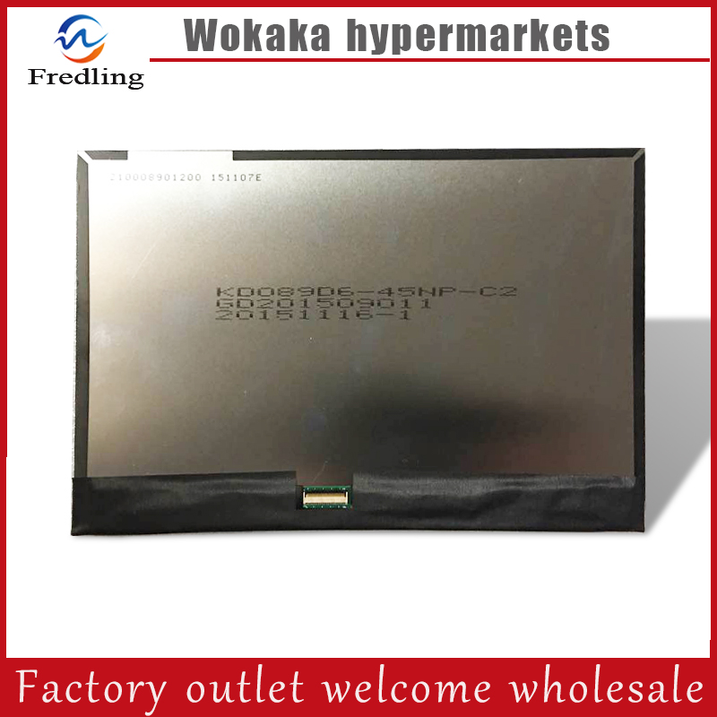 New LCD Display For 8.9 KD089D6-45NP-C2 KD089D6-45NP-A2 V1 LCD screen Panel Glass module Replacement Free Shipping<br>