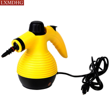 Hot Sale Multi Purpose Handheld Steam Cleaner 1050W 50Hz/60Hz Portable Steamer W/Attachments New 110-120V Cleaning Cloth(China)