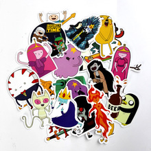 25Pcs/Set American Drama Funny Stickers Skateboard Car Fridge Notebook Laptop Sticks For Kids Adults Sticker Funny Pegatinas(China)
