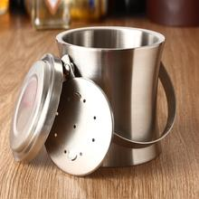 Hot Sale 1L Stainless Steel Double Wall Wine Cooler Bucket Champagne Barrel Ice Bucket Drink Beer Chillers Levo Bar Tools(China)