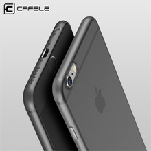 CAFELE For Iphone 6S Case Luxury PP Smooth Matte Shockproof Back Cover Case For Iphone 6S Plus Iphone Case For Iphone6 S Coque