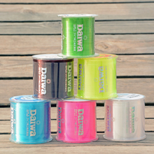 Hot Sell!! fishing line 500m Monofilament Strong Quality Color Nylon Fishing Line 8LB 10LB 12LB 16LB 20LB 25LB(China)