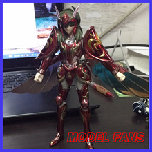 MODEL FANS IN-STOCK MAYA Saint Seiya God Saint Andromeda Shun metal armor Myth Cloth toy action figure