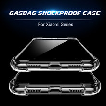Buy Gasbag Shockproof Impact Armor Phone Case Xiaomi Redmi 4X 3S NOTE 4X 3 4 Pro Prime Luxury Crystal Clear TPU Protective Cover for $1.23 in AliExpress store