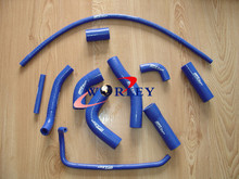 high performance Silicone Radiator Hose kit For YZF R6 06-07 YZF R6 2006 2007