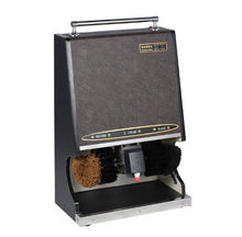 Automatic induction leather Shoe Shine Business common Shoe Shine Machine Office electric leather Shoe Shine(China)