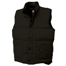 Canada men women windproof Down Freestyle Vest(China)