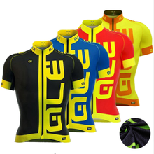 Buy 2017 ALE Cycling jersey ciclismo hombre summer quick-dry mtb bike maillot ciclsimo cycling clothing sport bicycle wear for $16.88 in AliExpress store