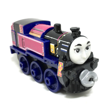 x58 2017 Free Shipping New 1:64 Thomas and friends  Ashima Diecast metal hook sliding train model  children gift