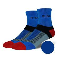 3 Pairs/lot Towel Running Cycling Sport Socks Men Anti-sweat Professional Compression Basketball Sox Bicycle Hiking Socks HEQ311(China)