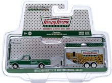 GreenLight 1:64 1968 Chevrolet C10 with Concession Trailer - Hitch & Tow 4