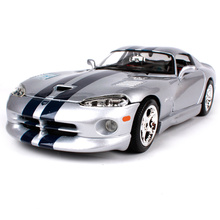 Maisto Bburago 1:18 DODGE VIPER GTS COUPE Sports Car Diecast Model Car Toy New In Box Free Shipping 12041
