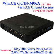 Thin Client N380 WIN.CE 6.0 core COA Cloud Terminal with 2 COM