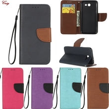 For Samsung Galaxy j7 2017 / j7 PRO flip cases phone cases Coque leather Wallet Cover New phone cases Original boutique fundas(China)