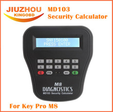 2016 New Arrive best quality for The MVP Key Pro M8 Auto Key Programmer.professional MD103 Security Calculator For KEY Pro M8
