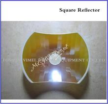 Square reflector of Halongen dental lamps square mirror of dental unit light operation lamps