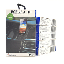 Bobine Auto Cable Dock for Samsung Galaxy HuaWei Vivo Oppo XiaoMi Fuse Chicken Hand Shape Cables Holder