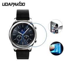 Udapakoo Nano Explosion-proof (Soft Glass) Clear Screen Protector Front Protective Film for Samsung Gear S3(China)