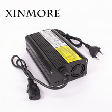XINMORE 25.2V 12A 11A 10A Lithium Battery Charger For 22.2V Ebike E-bike Li-Ion Lipo Battery Pack AC DC Power Supply(China)