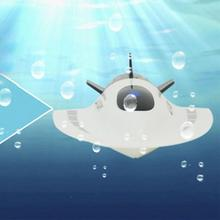 Cute 3314A Mini Submarine Radio Remote Control Mini RC Submarine R/C RACING Toy Speedboat Kids Interesting Electric Toys(China)