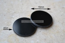 15mm Filter Lens Filtering against 400nm-750nm/ Pass 808nm-1064nm IR InfraRed Laser Only