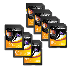 Smare SD Card 8GB 16GB 32GB 64GB 128GB Class 10 Flash Memory Cards Digital SD Memory Card For Camera Media player