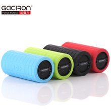 GACIRON B07-BT Mini Bike Speaker with AUX Function Bluetooth Speaker for Outdoor Sports Support TF Card for iPhone/MP3/Phone PC