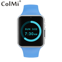 ColMi Smart Watch VS20 IPS 240*240 ACC Magic Sound Horn Bluetooth SmartWatch Sync Notifier Support Sim Card