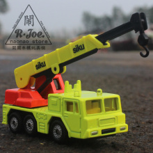 siku 1:87 Alloy car model kids toys Telescopic crane crane Engineering crane Children like the gift Family Decoration(China)