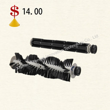 A320 Rubber Brush and Hair Brush, Robot vacuum cleaner accessories,Seebest C565+ parts