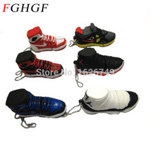 FGHGF Shoes Sport BRAND NEW JORDAN brand basket shoe pendrive 8gb 16gb 32gb sports memory stick usb flash drive USB 2.0