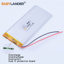 3046113  XWD 3046113P 3145113P 3.7V 2050mAh polymer lithium battery  for china clone Goophone 4.7 i6 5.5 iphone 6S 6plus GPS DVR