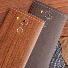 NEW! 2016 Luxury Wood Grain Full Body Cover Skin Sticker Protection Case For Huawei Mate 7/ Mate 8/ Mate S(China)