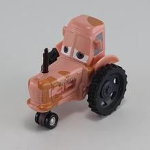 Pixar Cars Diecast Tipping Tractor Metal Toy Car For Children 1:55 Loose Brand New In Stock Lightning McQueen