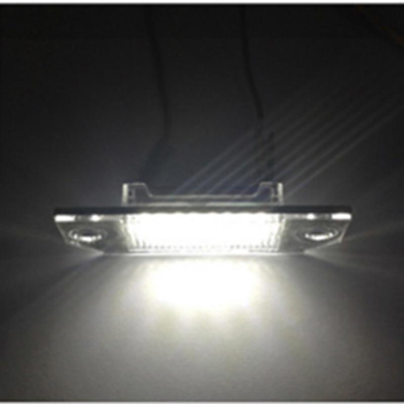 24-Smd Error Free LED Luce Della Targa Lampade