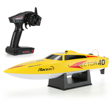 Original Racent V797-1 Vector 40 2.4G RTR 35km/h High Speed RC Racing Boat with ABS Unibody