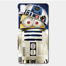 High Quality Cell phone cases For BQ Aquaris E5 E6 M5 X5 and X5 Plus case Star Wars minions Patterned Cover Shell Phone Case