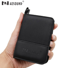 New Original HZ HZSOUND In Ear Earphone Cloth Bag Box Headphones Portable Storage Case Headphone Accessories Headset Storage Bag(China)