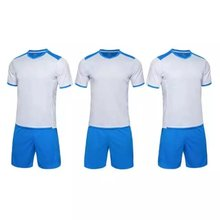 2016 2017 New Design Men's Soccer Jerseys Blank Training football Uniforms Customize Logo Name And Number For Adult FG-03
