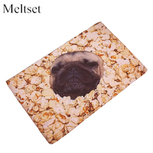 New Pug Dog Printing Carpet Doormats Anti-slip Floor Mat For Babies Animal Pug Front Door Mat Rug 40*60cm/50*80cm