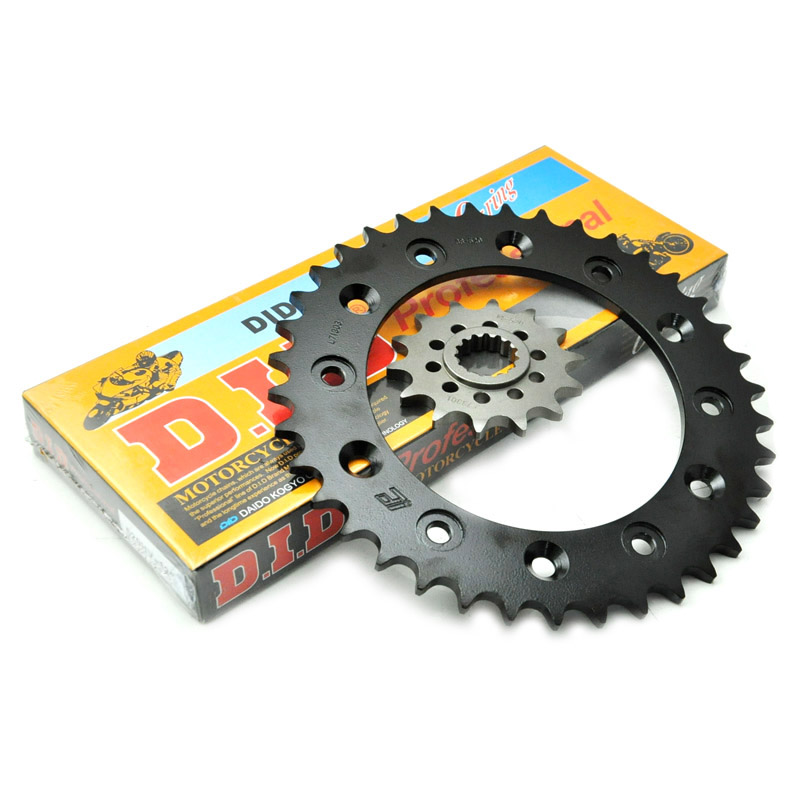 Motorcycle 520 Chain &amp; Sprocket Kit Set For KTM 144/125/150/200/250/300/360/380/400/450/500/520/525 SX Motocross/Racing<br><br>Aliexpress