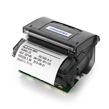 GOOJPRT QR203 58mm Micro Receipt Thermal Printer RS232+TTL Panel Compatible with EML203