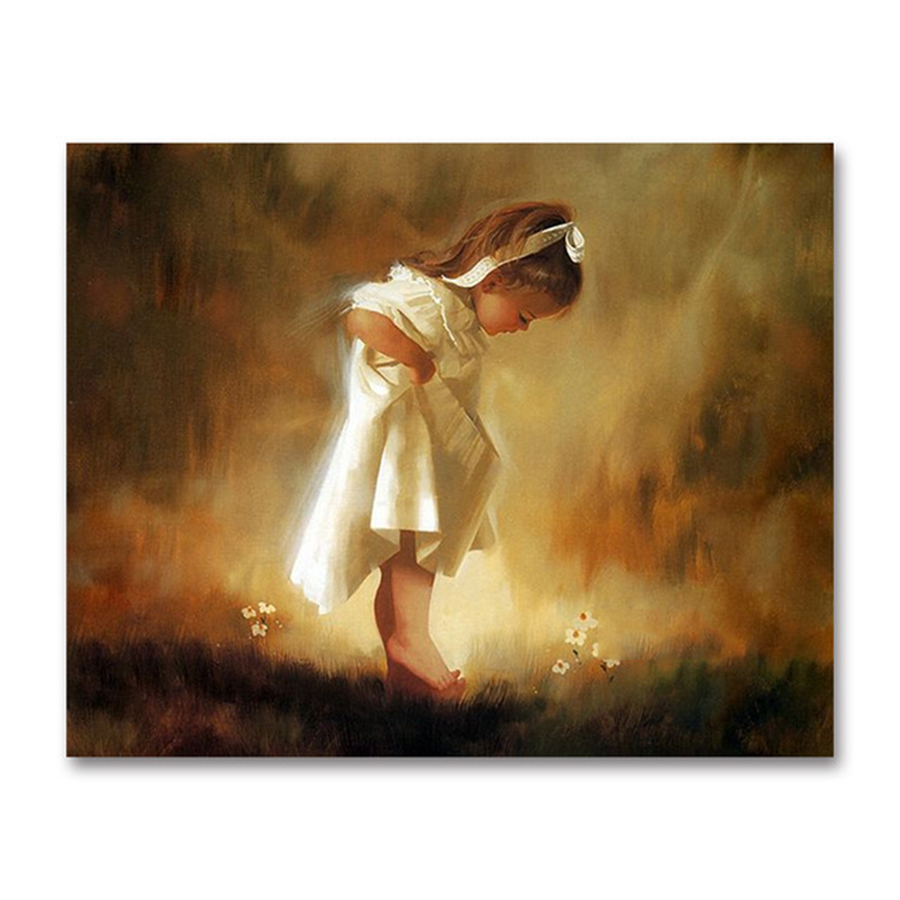 diy-Digital-oil-painting-children-furniture-Decorative-paintings-lile-girl-White-skirt-angel-Lolita-Digital-Painting.jpg_640x640